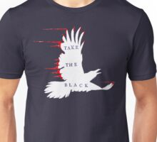 Take the Black Unisex T-Shirt