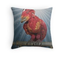 FAWKES  Throw Pillow