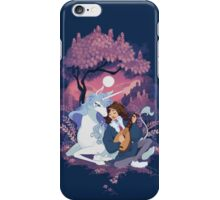 Last Unicorn + Dan Avidan iPhone Case/Skin