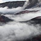 Misty Crater by Zach Pezzillo