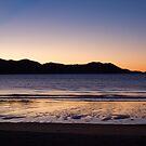 Dawn, South Mission Beach, Far North Queensland by Adrian Paul