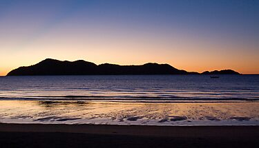 Dawn, South Mission Beach, Far North Queensland by Adrian Paul