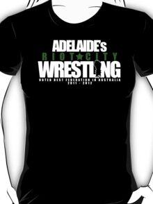 Adelaide's Riot City Wrestling T-Shirt