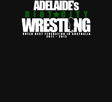Adelaide's Riot City Wrestling Womens Fitted T-Shirt