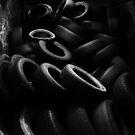 The Tire Room by Jessica Britton