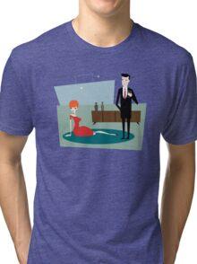 Mad Draper Tri-blend T-Shirt