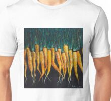 Carrots - painting Unisex T-Shirt