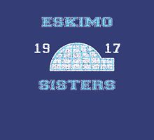 Eskimo Sisters Womens Fitted T-Shirt