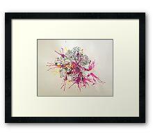 The Florals Framed Print