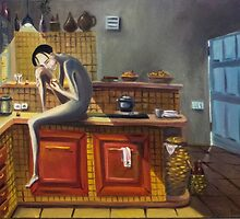 Lonely by Olga Chetverikova