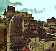 Havanna and it´s Architekture by MiLaarElle