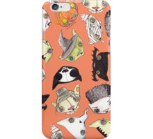 """Oro?"" Halloween Orange iPhone Case/Skin"