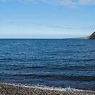 At Fleshwick Bay by WatscapePhoto