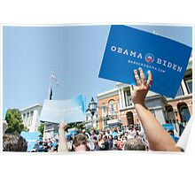 USA election 2012 Poster