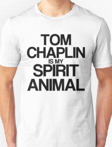 Tom Chaplin Is My Spirit Animal T-Shirt