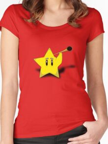 Deaf Star Women's Fitted Scoop T-Shirt
