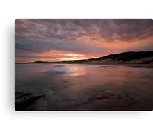 Subdued Canvas Print