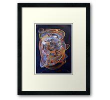 The Honey Pot Framed Print