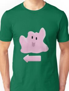 Yeah, Ditto (Pokemon) Unisex T-Shirt