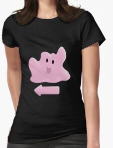 Yeah, Ditto (Pokemon) Womens Fitted T-Shirt