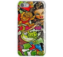 Colorful Toys #1a iPhone Case/Skin