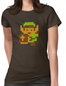 retro link Womens Fitted T-Shirt