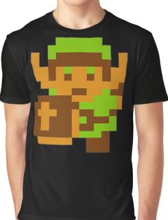 retro link Graphic T-Shirt