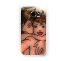 Taking selfie Samsung Galaxy Case/Skin