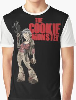 The Cookie Monster Graphic T-Shirt
