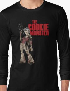 The Cookie Monster Long Sleeve T-Shirt