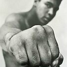 Muhammad Ali the greatest boxer there ever was by mitchrose
