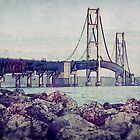 Straits of Mackinac by perkinsdesigns
