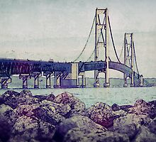 Straits of Mackinac by Phil Perkins