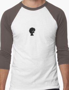 My Heritage Black Woman Men's Baseball ¾ T-Shirt