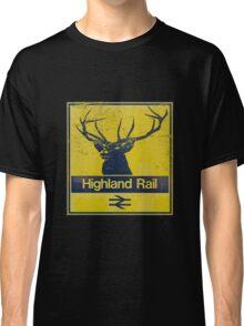 Highland Rail logo Classic T-Shirt