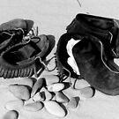 At the Beach by Meg Ackerman