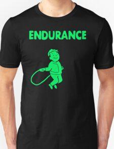 Fallout - S.P.E.C.I.A.L. Endurance green T-Shirt