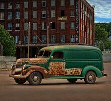 1946 GMC Panel Truck by TeeMack