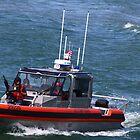 United States Coast Guard by Laurie Puglia