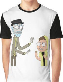 Ricking Bad Graphic T-Shirt
