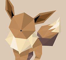 Origami Eevee by Jemma Richmond