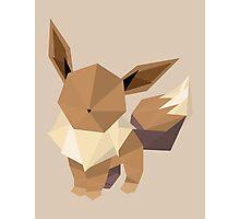 Origami Eevee Photographic Print