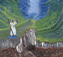 """Restoration""  by Carter L. Shepard by echoesofheaven"