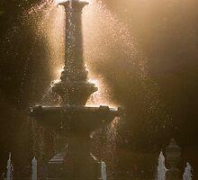 Flickering fountain. by exvivo