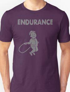 Fallout - S.P.E.C.I.A.L. Endurance grey T-Shirt