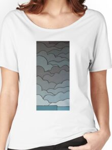 The Greyscale Collection no.3 Women's Relaxed Fit T-Shirt