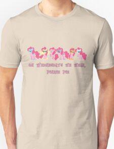 On Wednesdays We Wear Pinkie Pie T-Shirt