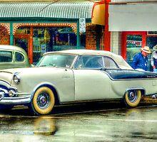 1954 Packard Carribean Convertible (2) by Dean Wiles