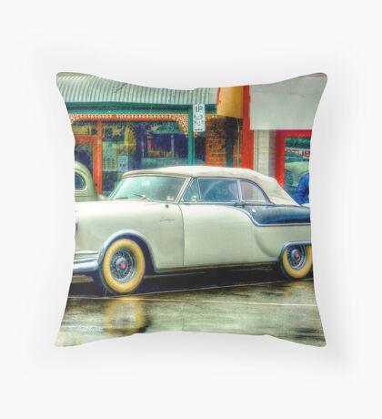 1954 Packard Carribean Convertible (2) Throw Pillow