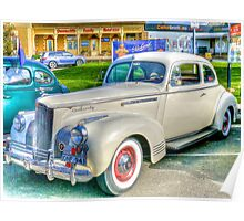 1941 Packard 120 Coupe (2) Poster
